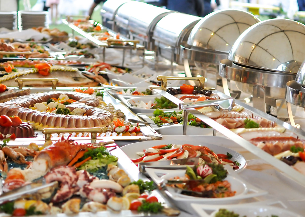 Cafe Pacific Catering Reviews