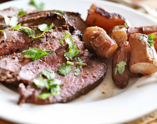 steak-dinner-home